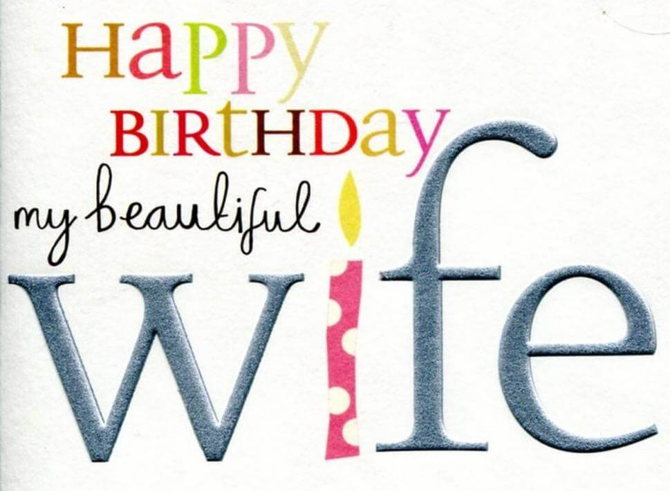 Happy birthday wife wishes cake images greeting cards quotes happy birthday wishes for wife greeting cards m4hsunfo