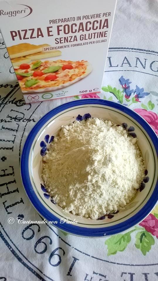 Cucinando con paola pizza con pesto e pomodorini for Pizza con planetaria
