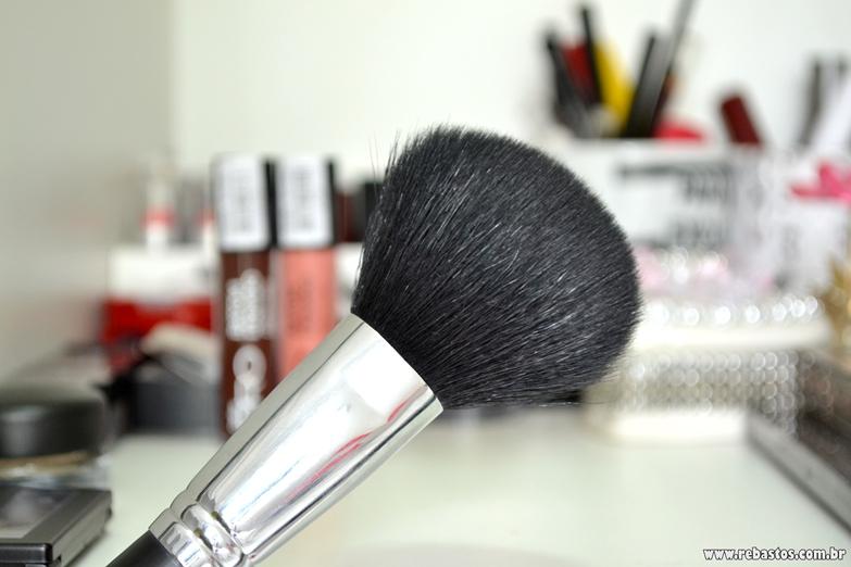 5 pincéis de maquiagem para iniciantes
