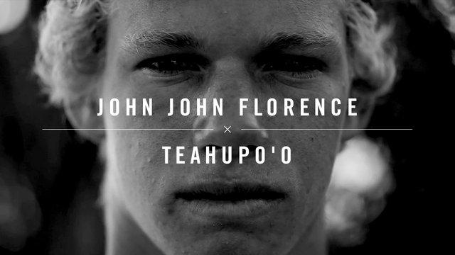 John John Florence - Teahupo o