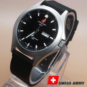 Swiss Army Man 1880G Black Silver