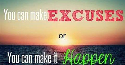 WICKLESS ALLSTARS: YOU CAN MAKE EXCUSES OR YOU CAN MAKE IT ...
