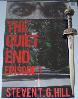 Portada del libro The Quiet End. Episode 1, de Steven T. G. Hill