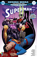 DC Renascimento: Superman #25