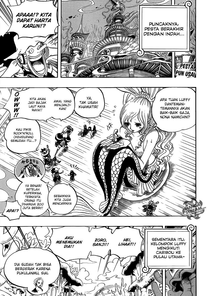 03 One Piece 650   Suara dari Dunia Baru