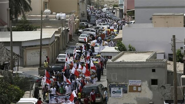 Bahraini court hands down jail terms to 17 in mass trial