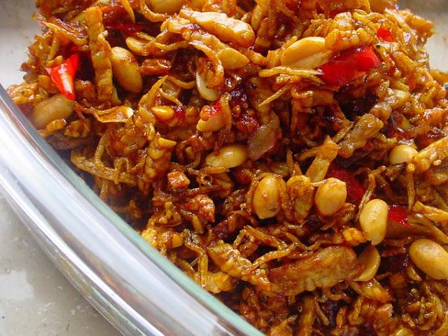 Resep Sambal Goreng Teri Kacang Renyah