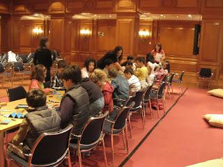 Donqui se despliega en el Instituto Cervantes