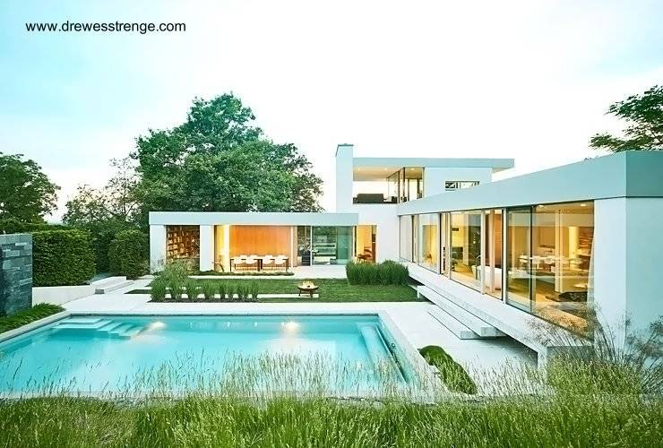 El blog de inmobiliaria cantabria las casas modernas y el for Casa moderna l