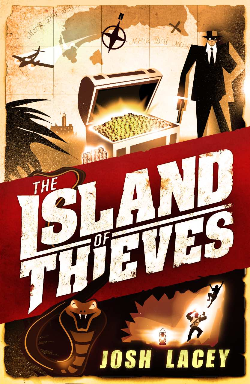 Image result for josh lacey island of thieves