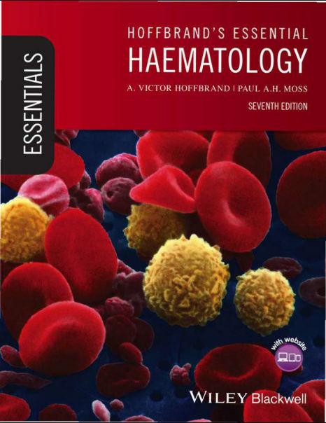 Hoffbrand's Essential Haematology, 7e (Oct 26, 2015)