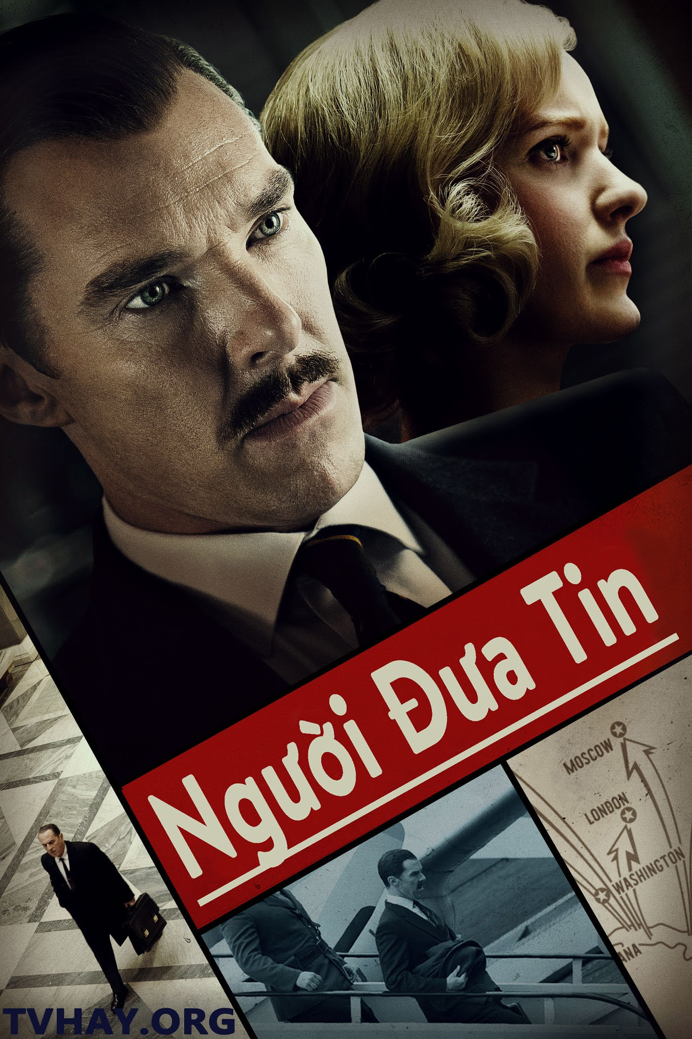 Người Đưa Tin - The Courier (2020) (2020)