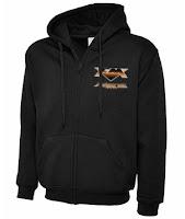 """FM """"Indiscreet 30"""" hoodie"""