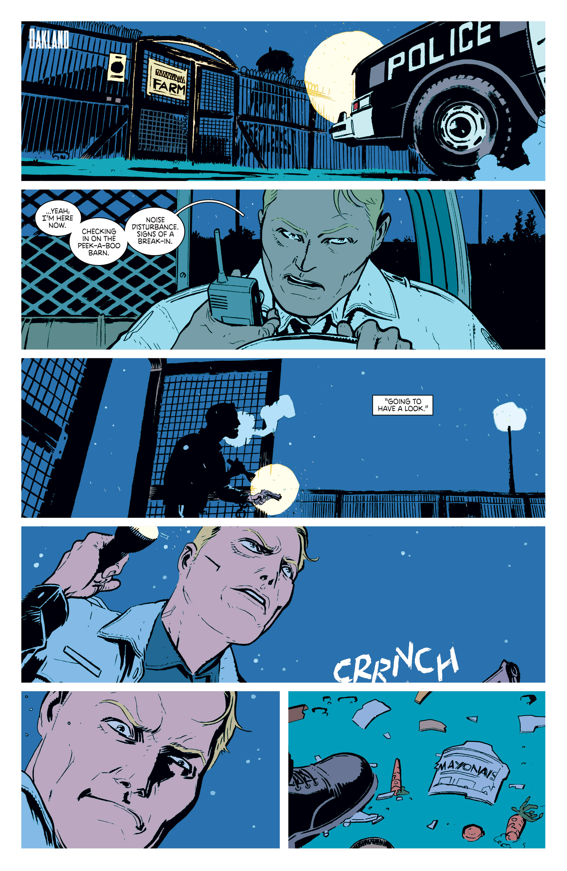Read online Deadly Class comic -  Issue #2 - 26