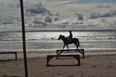 Pantai Pangandaran yang eksotis