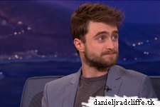 Updated(2): Daniel Radcliffe on CONAN