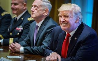 Trump's Asian tour to focus on North Korean threat