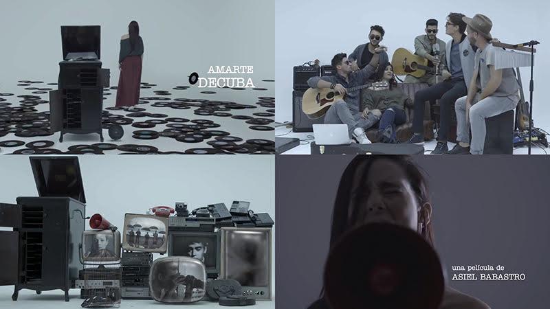 DECUBA - ¨Amarte¨ - Videoclip - Dirección: Asiel Babastro. Portal Del Vídeo Clip Cubano