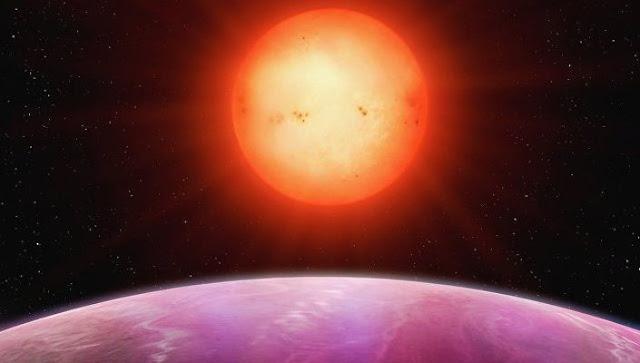 Новая гигантская газовая планета получила название NGTS-1b