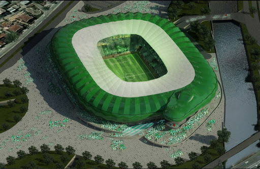 Here's how the Timsah Arena, designed by Sozuneri Architects, will look