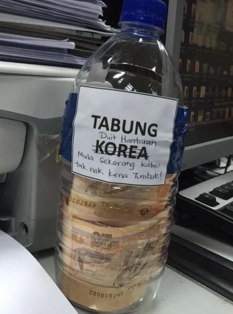 Parodi Pengantin Hantaran RM15,000