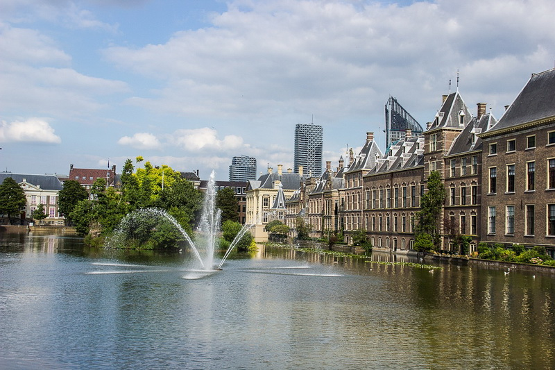 The Hague trụ sở chính phủ
