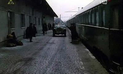 sceny kolejowe pokuszenie