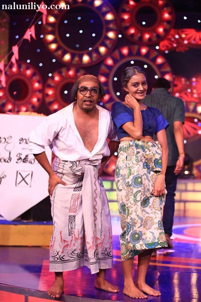 Dinakshie Priyasad old look