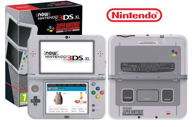 Nintendo N3DS XL