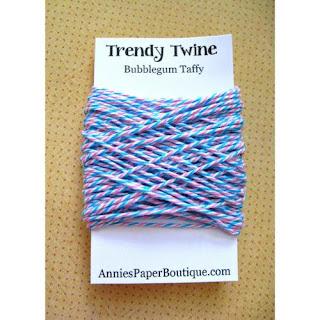 Bubblegum Taffy Twine