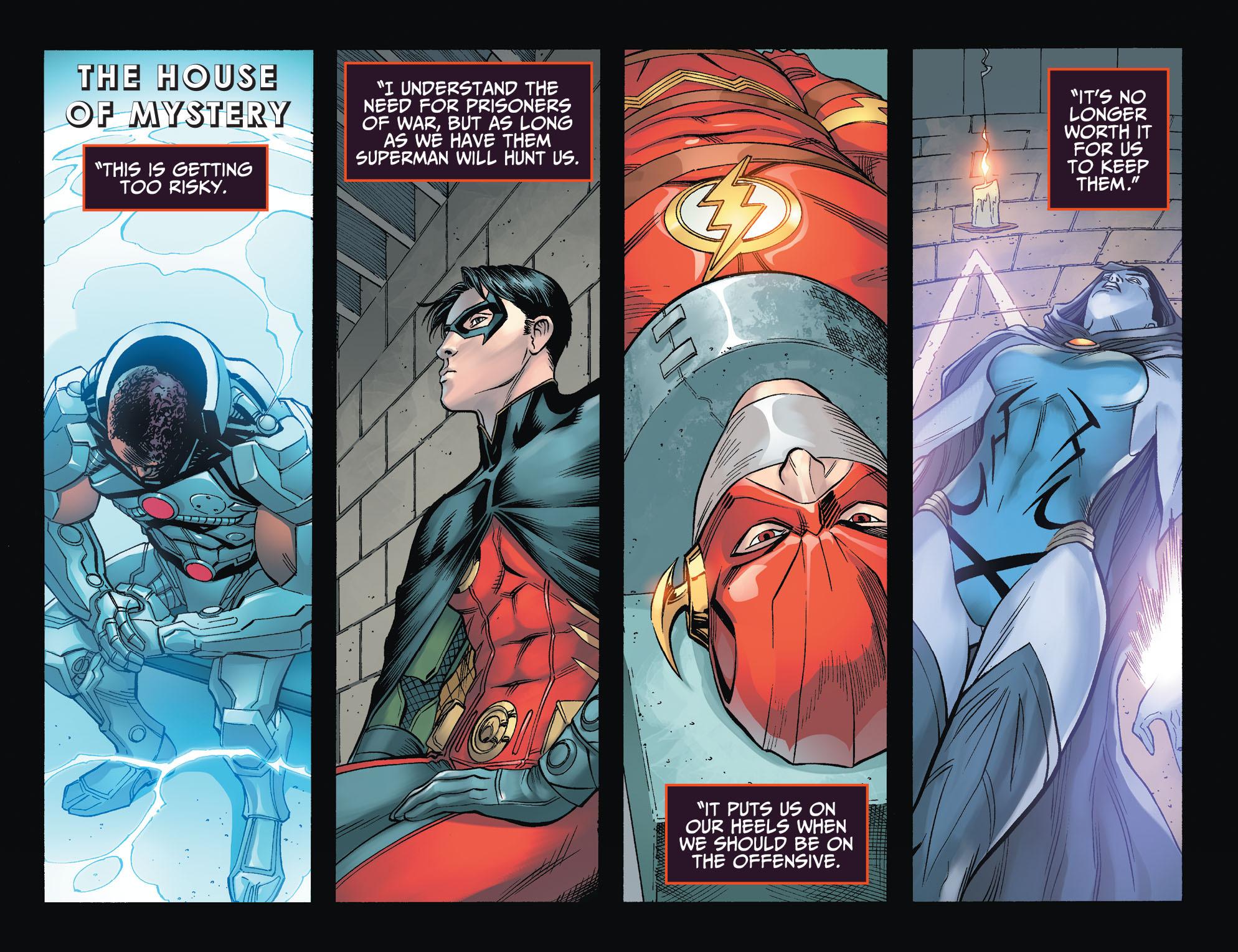Injustice: Gods Among Us Year Three 19 Page 11