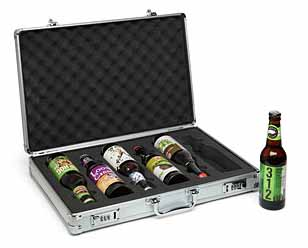 The Beer Briefcase - a great gift idea for a man