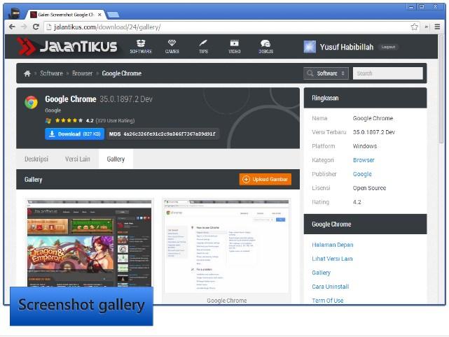 apa itu jalantikus.com