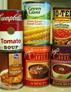 Eight Can Soup {Vegan} 2