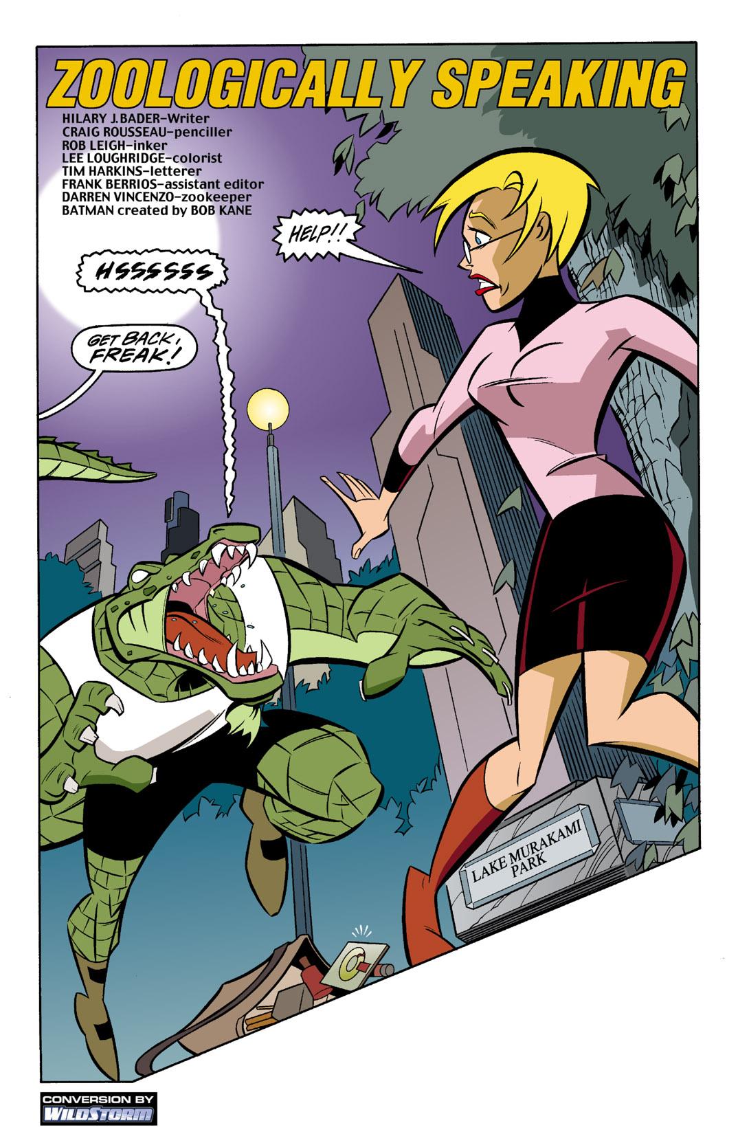 Batman Beyond [II] Issue #3 #3 - English 2