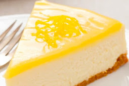 Keto No Bake Lemon Cheesecake Recipe