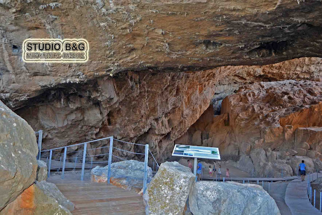 Κοσμήματα 40.000 ετών στο σπήλαιο Φράγχθι στην Αργολίδα