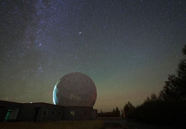 Penelitian Qinhai Observation Station