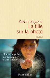 Karine Reysset portrait interview la fille sur la photo 2017 blog avis critique chronique