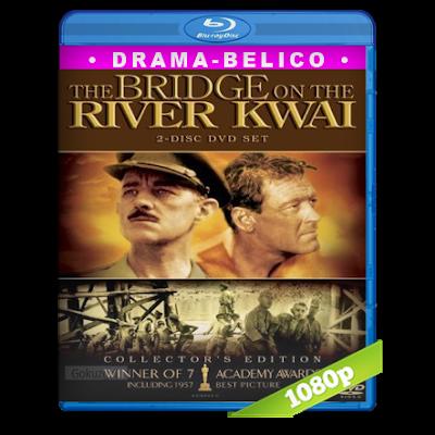 El Puente Sobre El Rio Kwai (1957) BRRip Full 1080p Audio Trial Latino-Castellano-Ingles 5.1