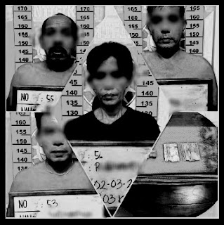 Dicekal Dan Grebek Perjudian Di Kecamatan Baturetno Wonogiri