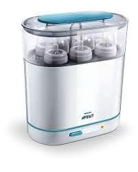 alat sterilisasi peralatan ASI