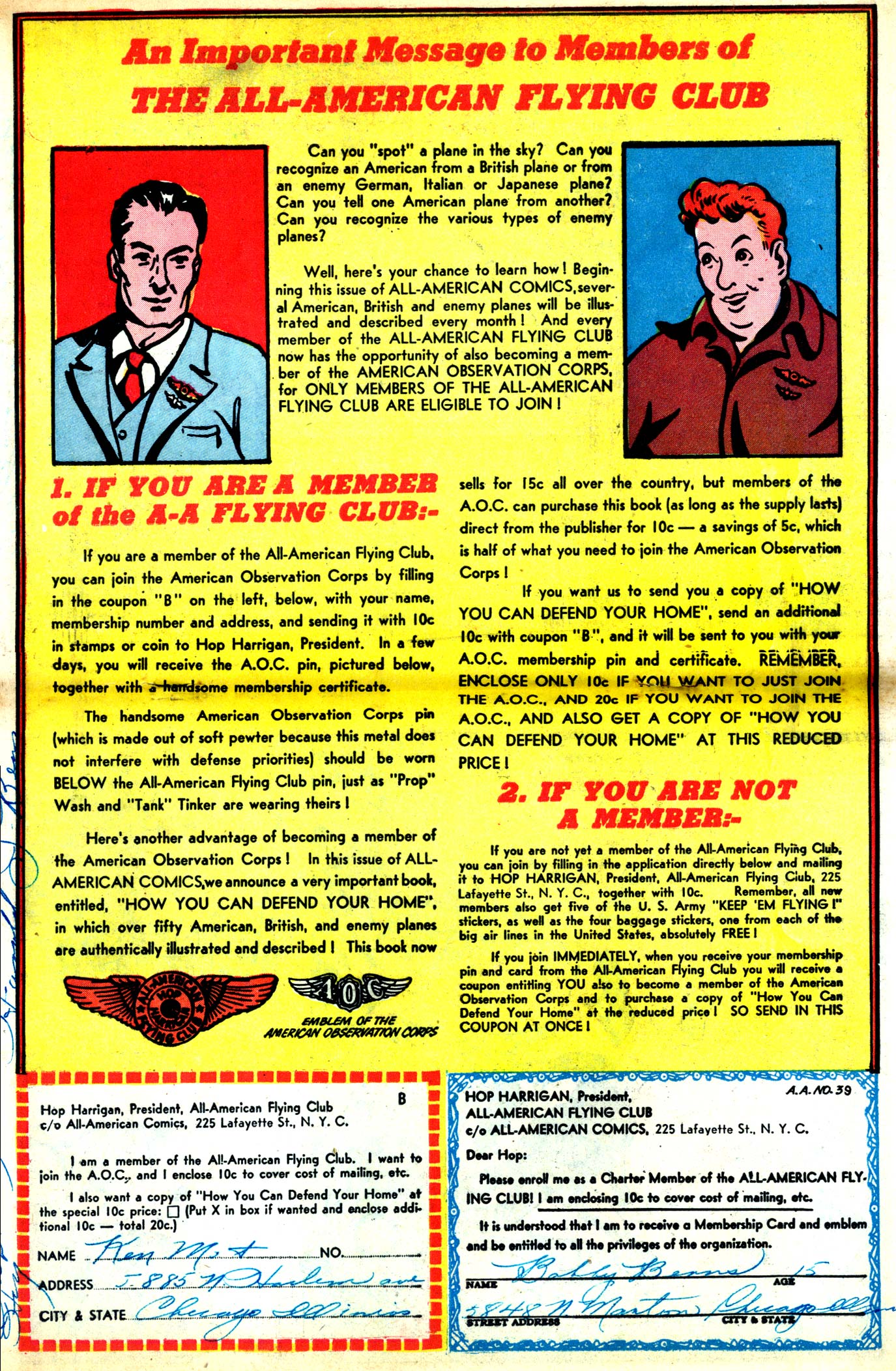 Read online All-American Comics (1939) comic -  Issue #39 - 34