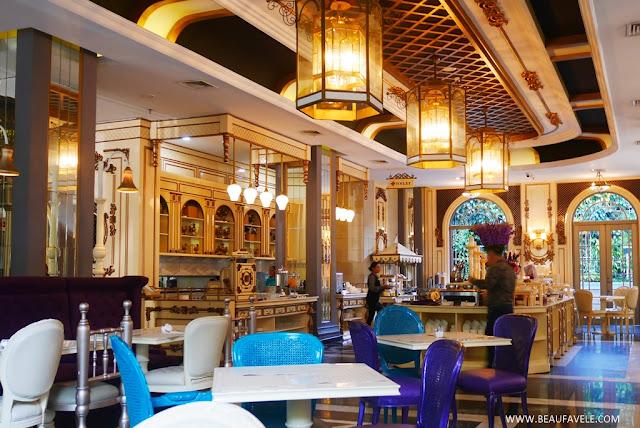 Le Jardin Resto Park View Hotel Bandung