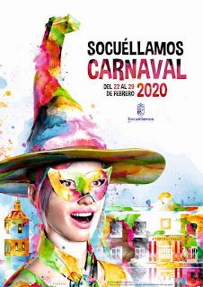 Socuéllamos - Carnaval 2020 - Rubén Lucas García