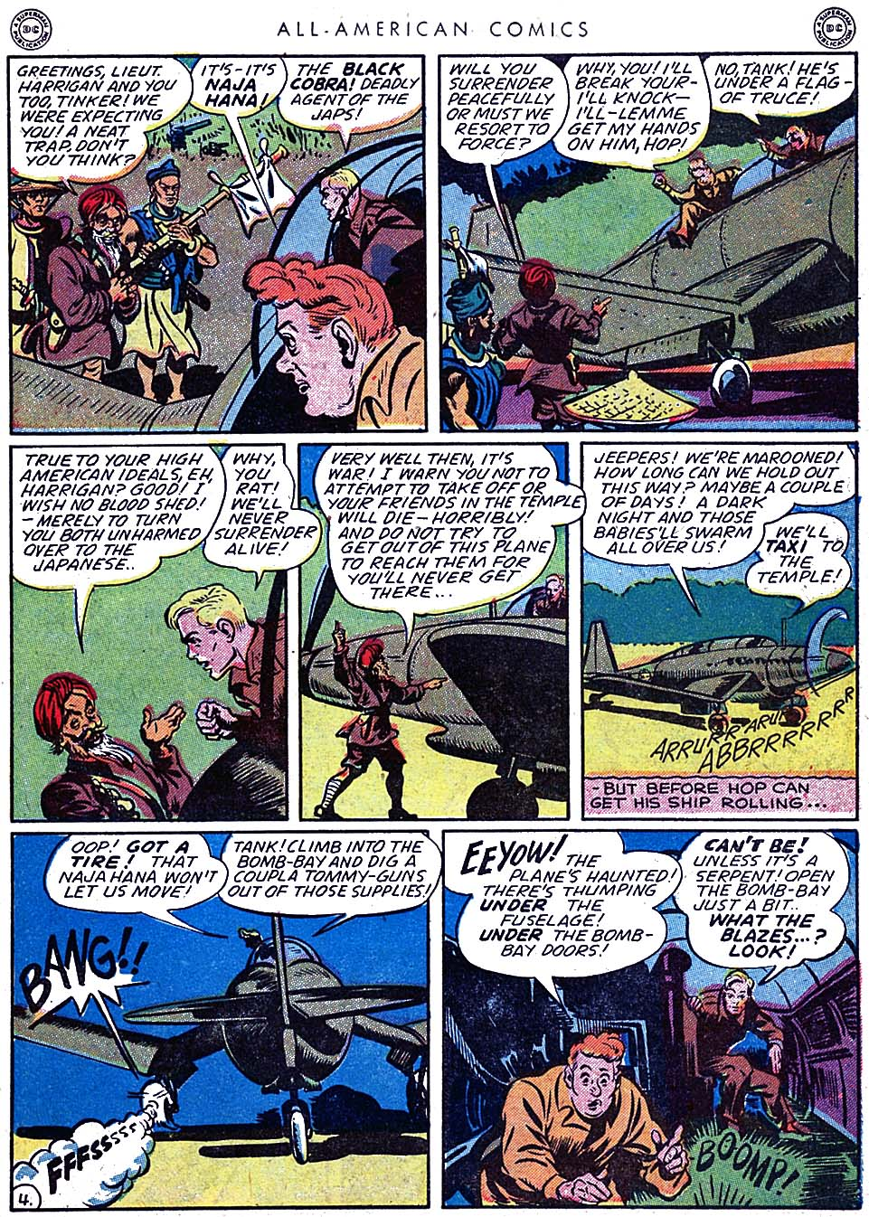 Read online All-American Comics (1939) comic -  Issue #62 - 45