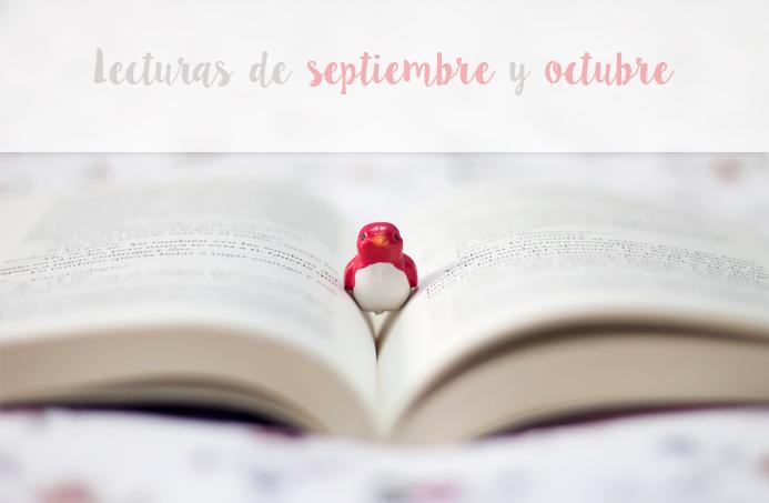 lecturas septiembre octubre libros recomendados
