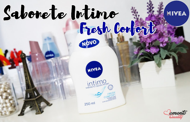 Sabonete Íntimo Fresh Confort Nívea