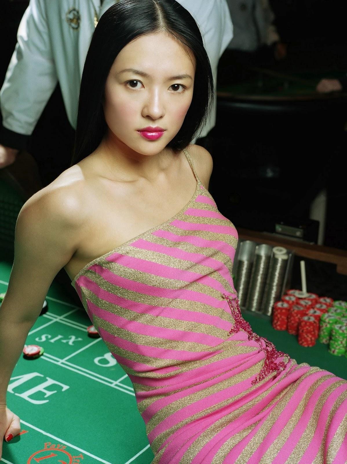 Zhang Ziyi Hot Scene Hero  6K Pics-9130