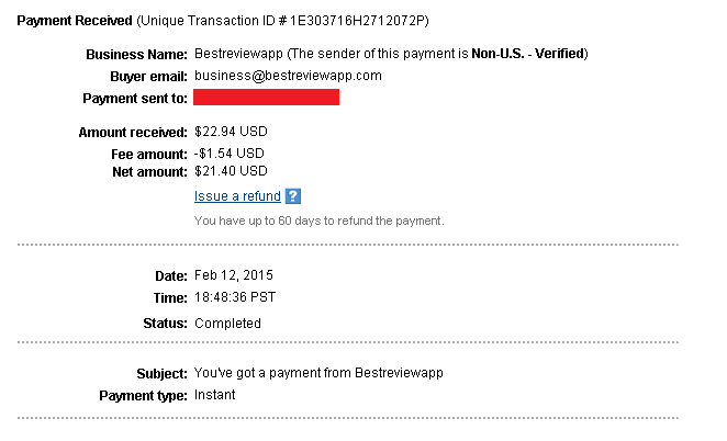 Got Paid - Make Money with BestReviewApp | Kiếm Tiền Trên